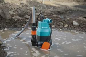 Погружные насосы для чистой и грязной воды