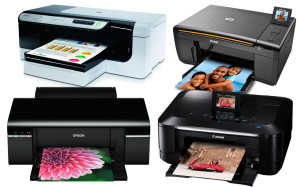 Принцип работы струйного принтера и его отличия от лазерного