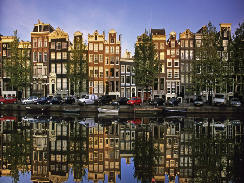 Незабываемый Амстердам
