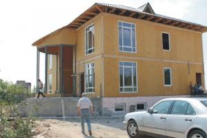 Быстровозводимые и каркасные дома в Алматы от Экодомстрой