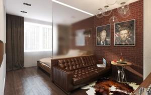 Оригинальное оформление интерьера и преобразование поверхности любого помещения