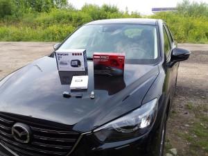 Установка сигнализации и парктроника на авто