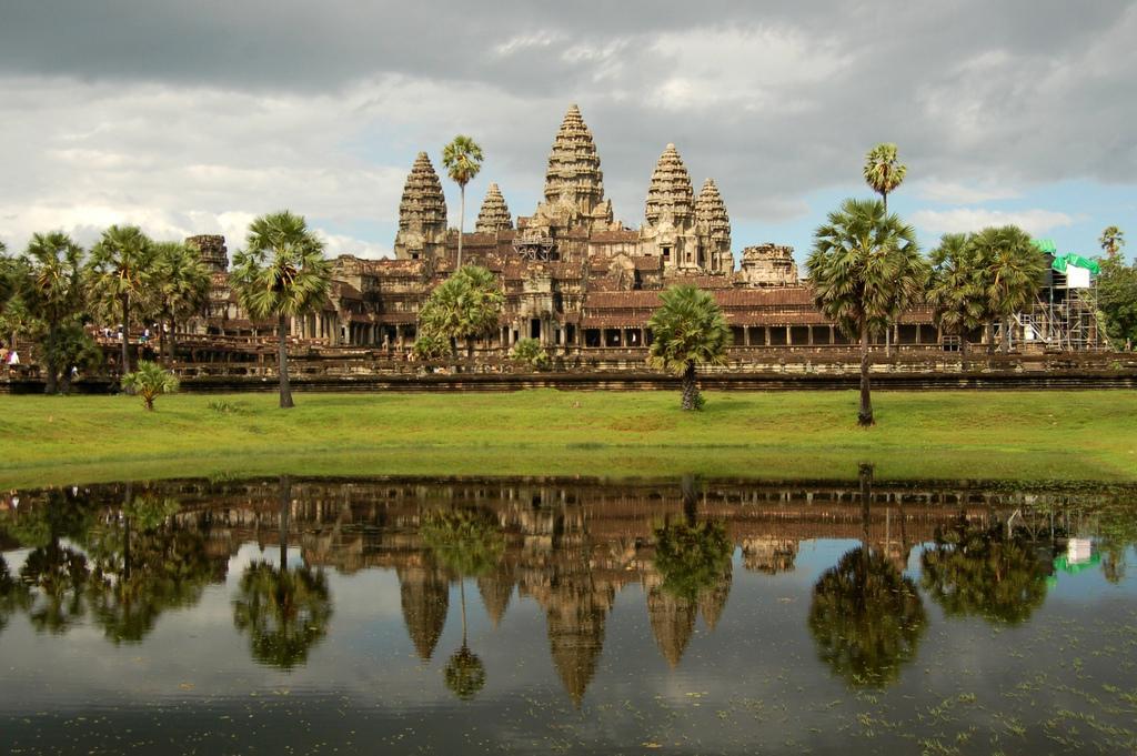 Камбоджа - страна с тысячами разных лиц