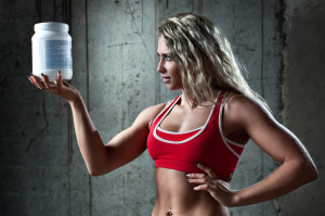Спортивное питание и его польза для женщин