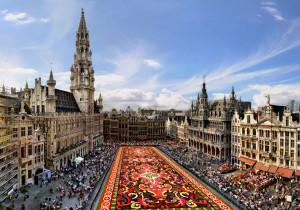 Достопримечательности столицы Бельгии