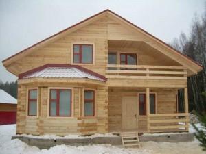 Как построить дом своими руками Ремонт на даче 64