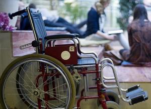 Подъемники для детей-инвалидов появляются в нашей стране
