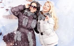 Пуховые куртки для стильных женщин