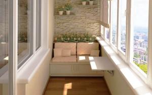 Из чего складывается стоимость остекления балкона?