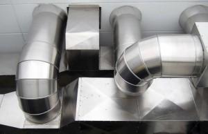 Конструктивные особенности и модификации воздуховодов