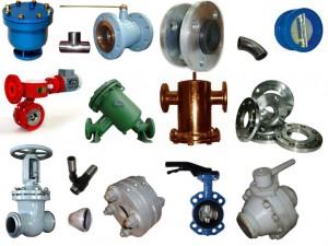 Трубопроводная арматура: параметры и классификация
