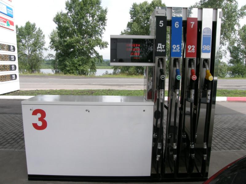 Условия эксплуатации топливораздаточных колонок Цертус-Евролайн на АЗС. Компания Айрон-Системс.