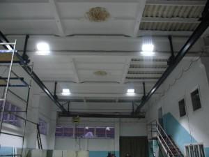 Светодиодные светильники производства светотехнической компании ЦЕРС
