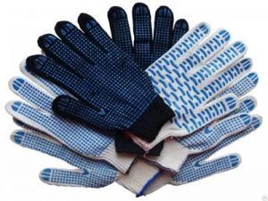 Рабочие перчатки ПВХ – практичная и надежная защита рук