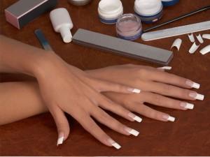 Современные технологии наращивания ногтей