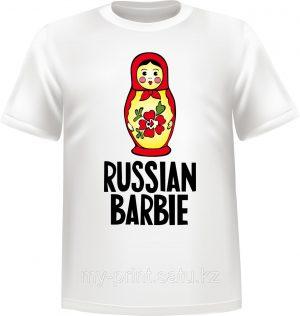 Сублимационный перенос на футболку
