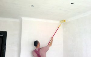 Правила для покраски стен