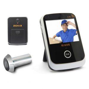Видеодомофоны и другие системы контроля доступа