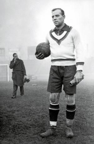 Легенда мирового футбола Рикардо Замора