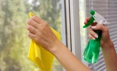 Чем отмыть пластиковые окна?