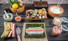 Ингредиенты для суши