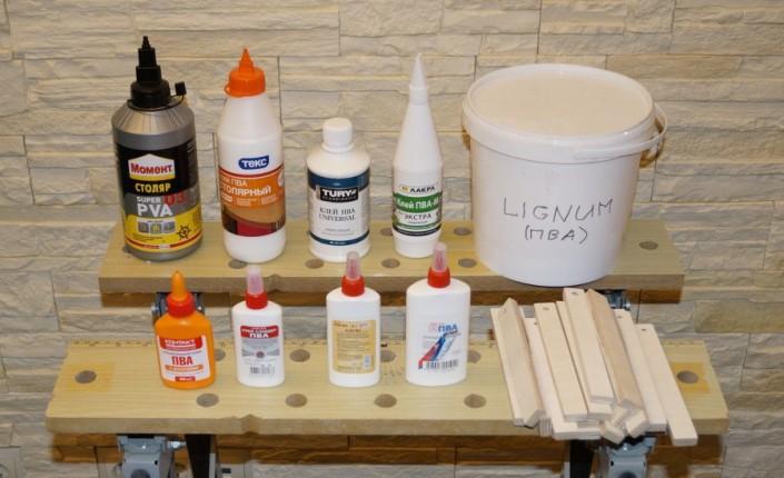 Клей ПВА в мебельной промышленности