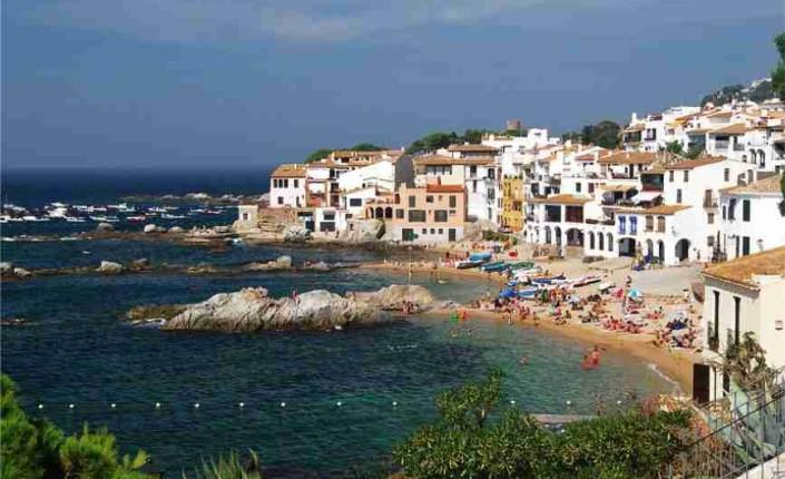 Коста Дорада и Коста Бланка – золотой берег и лазурное побережье Испании