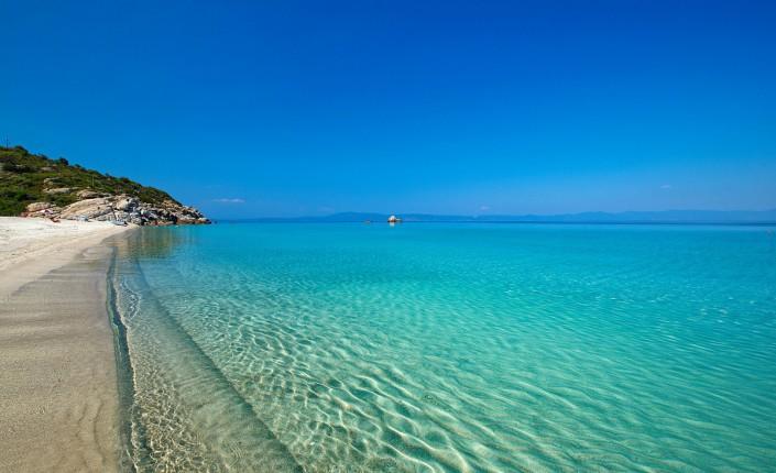 Лучшие пляжные курорты Греции