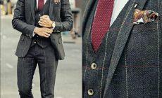 Осень – пора классических деловых костюмов