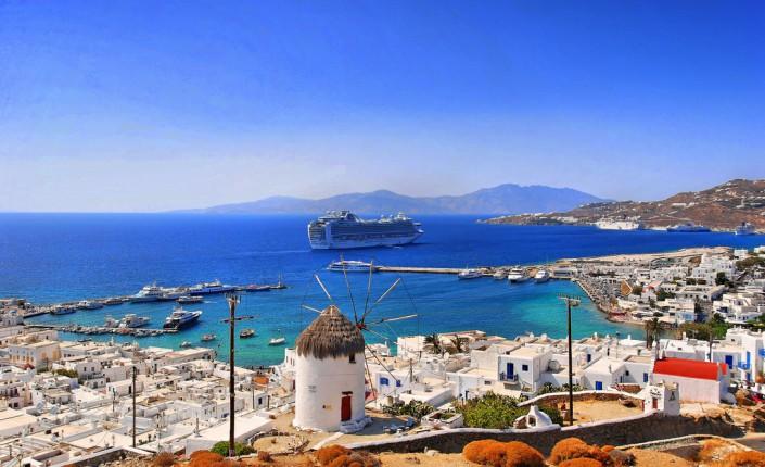 Остров Кея, Эгейское море