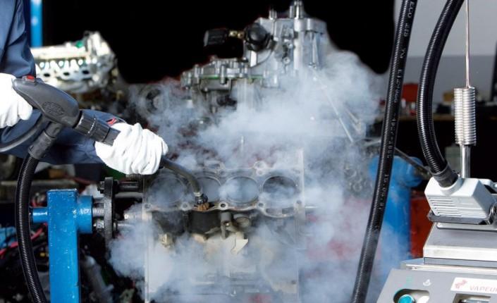Передовой метод промышленной очистки